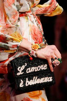 Défilé Dolce & Gabbana Printemps-été 2018 25