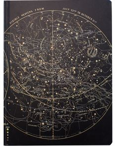 "Astronomy Vintage Large Sketchbook - 11"" x 8.5"" blank art paper. Add this one to your wish list!!"