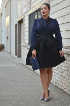 chic plus size fashion