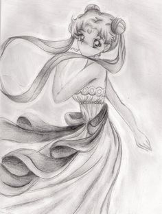 Usagi by ~m-angela on deviantART