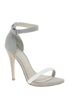 ASOS Harlot Stiletto Leather Sandals. Very pretty. Going to assume the name  comes from 63ba54607c9