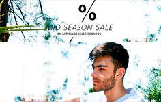 ¡Mid Season! en Ulanka con hasta un 20% de dto. para hombres