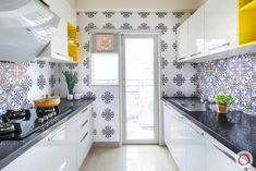 Kitchen Countertops: 6 Popular Types in Indian Homes Indian Home Decor, Kitchen Design Small, Kitchen Tiles Design, Kitchen Modular, Home Decor Kitchen, Kitchen Room Design, Kitchen Interior, Home Decor, Kitchen Furniture Design