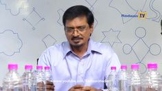 Mr Venu Aravind answering my question in Vani Rani Tamil serial