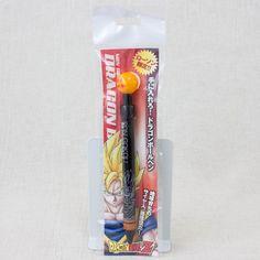 Dragon Ball Z Ballpoint Pen Super Saiyan Son Gokou Lawson JAPAN ANIME MANGA 2