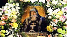 Вырицкий! Прозорливый старец Серафим Вырицкий! Святой русской церкви.