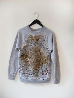 Still love this Correll Correll sweatshirt -$420