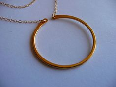V E R Y LUCKY HORSESHOE  Large Gold Vermeil/Gold by MandyLemig, $49.00