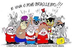 Viva o povo brasileiro   Humor Político