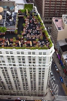 Rooftop Bar 230 Fifth, New York