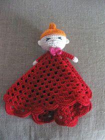 Johkunlaiset askareet: Pikku Myy unilelu Baby Blanket Crochet, Crochet Baby, Knit Crochet, Baby Knitting Patterns, Crochet Patterns, Knitting Ideas, Crochet Fashion, Learn To Crochet, Baby Sewing