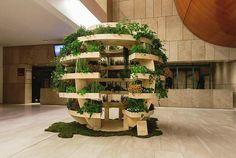 Het innovatielab van Ikea heeft een bolvormige binnentuin ontwikkeld die mensen in dichtbevolkte gebieden toelaat om te tuinieren. Het concept is echter zo...