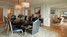 Liman Presidential Suite   Baku Hotels   Four Seasons Hotel Baku