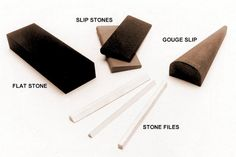 3. Sharpening Tools & Materials