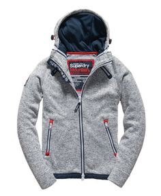 At Superdry, we're renowned for our casual style when it comes to mens hoodies and sweatshirts. Hoodie Jacket, Zip Hoodie, Latest Mens Fashion, Men Fashion, Inspiration Mode, Looks Cool, Sweater Shirt, Sport Fashion, Mantel