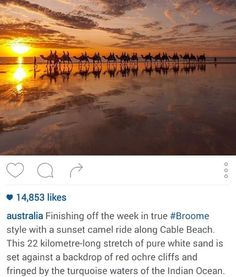 Welcome to Broome Dinosaur Tracks, Tours, Turquoise Water, Western Australia, Sands, Cruises, Beach Resorts, Camel, Backdrops