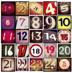 "Photo du jour: ""Adventgram"" Photo Project Counts Down the Days Until Christmas  by David Sykes' 2011 Adventgram"