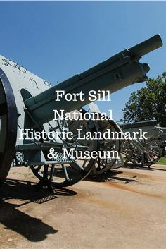 The Fort Sill National Historic Landmark & Museum has 50 buildings, many of which were part of the 19th century army post. There is also an artillery park with plenty of weapons to see, a chapel, barracks and much more.