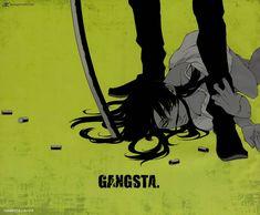 Tags: Bangs, Official Art, Kohsuke, GANGSTA., Worick Arcangelo, Nicholas Brown, Alex Benedetto