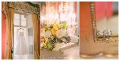 Annie + Mike's Charleston Wedding at the William Aiken, LindseyK Photography // The Burlap Elephant