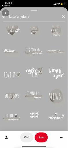 Instagram Words, Instagram Emoji, Iphone Instagram, Instagram And Snapchat, Insta Instagram, Instagram Quotes, Instagram Editing Apps, Ideas For Instagram Photos, Creative Instagram Photo Ideas