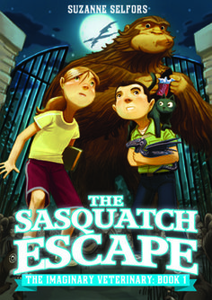 The Sasquatch Escape (The Imaginary Veterinary): Suzanne Selfors, Dan Santat Read aloud to a 6 year old and finished in under a week at his request. Already started the one in the series. Jane Austen, New Books, Good Books, Books 2016, Dan Santat, Roman, Reluctant Readers, 9 Year Olds, Detective