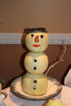Winter 647-271-7971 Snowman, Table Lamp, Seasons, Winter, Outdoor Decor, Home Decor, Winter Time, Table Lamps, Decoration Home