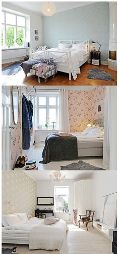 Feminine Bedrooms Ideas