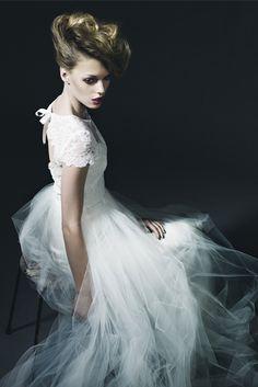 Eternity dress, Ida Sjöstedt Couture