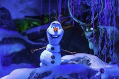 'Frozen Ever After' at Epcot's Norway Pavilion is a must do for the #Olaf fan!