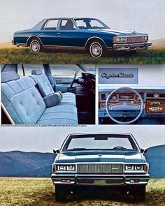 Chevrolet – One Stop Classic Car News & Tips Chevy Caprice Classic, Chevy Classic, Chevrolet Caprice, Best Classic Cars, Chevrolet Corvette, Gta, Vintage Cars, Antique Cars, Chevy Models