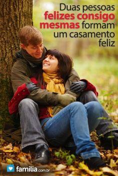Familia.com.br | Como saber se ele é o homem certo para você se casar #Namoro #Relacionamento #Amor