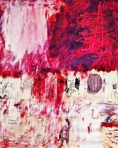 Third Street (1984) Jean-Michael Basquiat