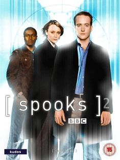 Spooks (or MI-5) - 9/10. Keeley Hawes and Matthew Macfadyen