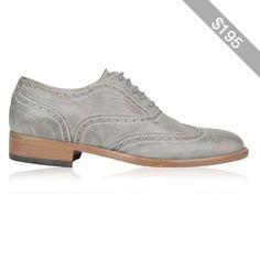 Belstaff Macy Brogue Oxford Shoes