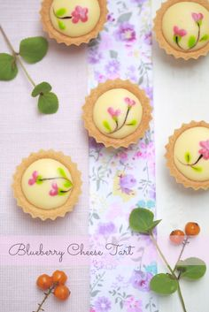 56 Trendy Ideas For Fruit Tart Cake Pastries Tart Recipes, Cookie Recipes, Dessert Recipes, Egg Tart, Fruit Tart, Resep Cake, Cheese Tarts, Mini Tart, Baked Cheese