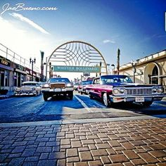 """""""Whittier Blvd"""" picture by The One, The Only, The Talented Mr. Jae Bueno"""