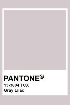 Pantone Color Chart, Pantone Colour Palettes, Pantone Colours, Lilac Grey, Lilac Color, Pink, Purple Palette, Graphic Design Projects, Color Swatches