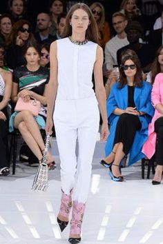 Christian Dior SS15 #PFW