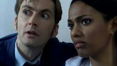 Martha and The Doctor