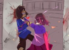 Frisk vs Betty