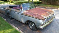 Cheap Patina: 1963 AMC Rambler American - http://barnfinds.com/cheap-patina-1963-amc-rambler-american/