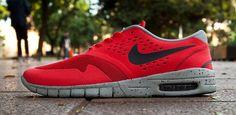 Nike SB Koston 2 Max Light Crimson/Base Grey
