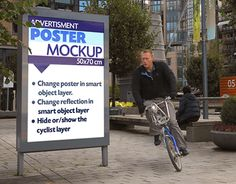 Billboard Mockup, Working On Myself, New Work, Behance, Graphic Design, Things To Sell, Check, Poster, Outdoor