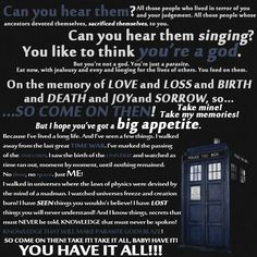 Quotes About Love, Doctor Who Quotes, Image, Doctors, Quotes Love, In Love  Quotes, Deep Love Quotes, The Doctor