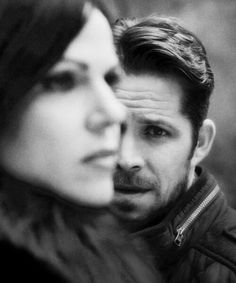 This photo is just the most beautiful Outlaw Queen ever. <3