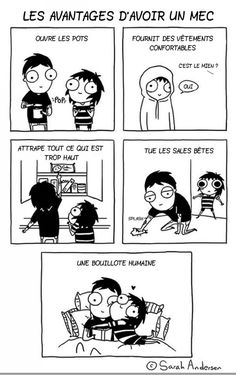 21 dessins qui illustrent les problèmes quotidiens de filles. Hilarant !