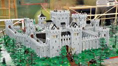 Winterfell, A Game of Thrones Lego