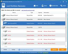Five data recovery modules of the free files recovery software \u2013 MiniTool Power Data Recovery