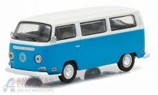 <strong>VW</strong> T2 Bus, blue/white, Lost